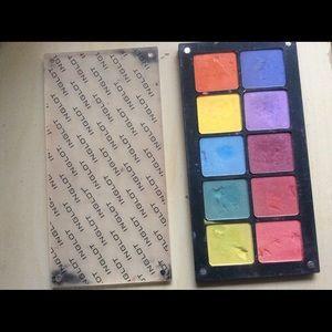 Inglot custom eyeshadow palette